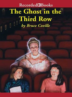 cover image of The Ghost in the Third Row