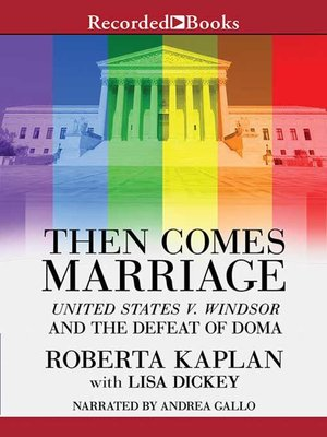cover image of Then Comes Marriage