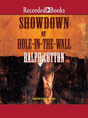 cover image of Showdown at Hole-In-the -Wall