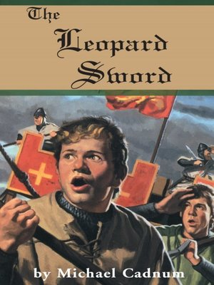 cover image of The Leopard Sword