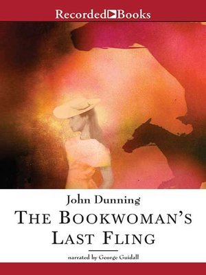 cover image of The Bookwoman's Last Fling