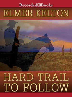 cover image of Hard Trail to Follow