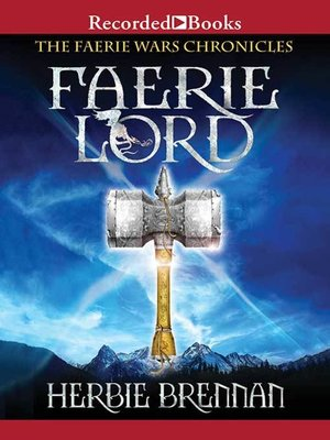 cover image of Faerie Lord