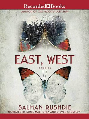 cover image of East, West