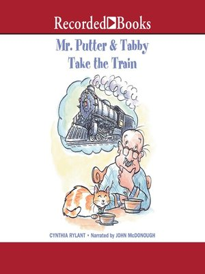 cover image of Mr. Putter & Tabby Take the Train