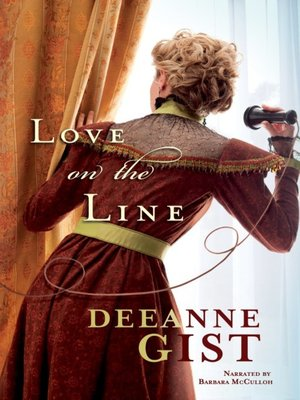 cover image of Love on the Line