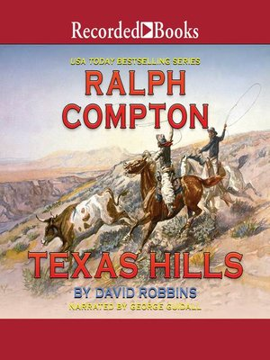 cover image of Texas Hills