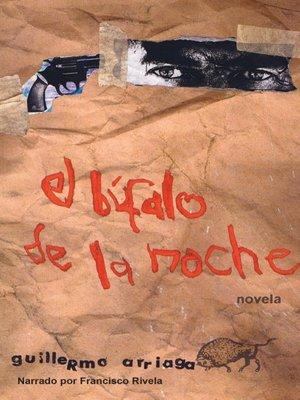cover image of El bufalo de la noche