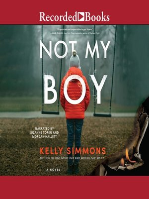 cover image of Not My Boy