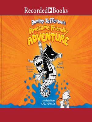 cover image of Rowley Jefferson's Awesome Friendly Adventure