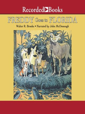 cover image of Freddy Goes to Florida