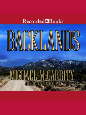 cover image of Backlands