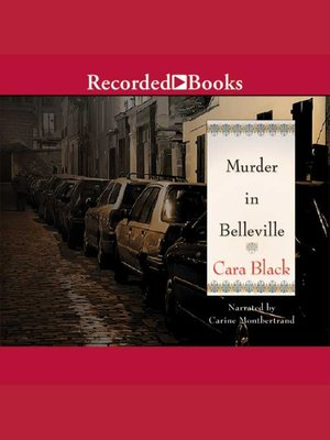 cover image of Murder in Belleville