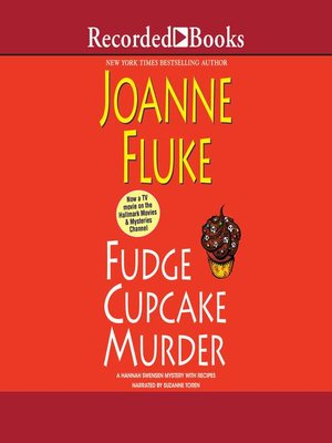 cover image of Fudge Cupcake Murder