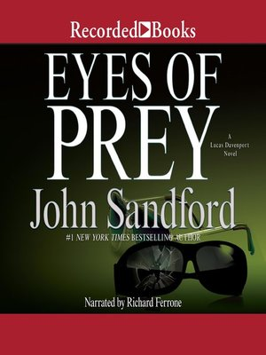 cover image of Eyes of Prey