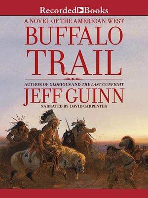cover image of Buffalo Trail
