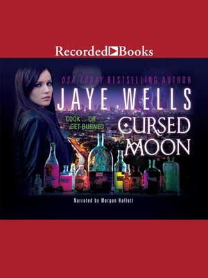 cover image of Cursed Moon