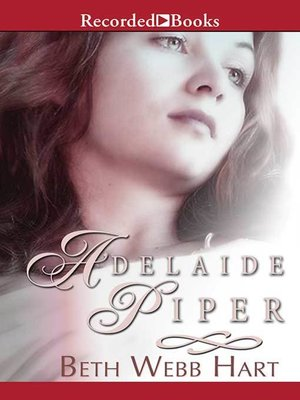 cover image of Adelaide Piper