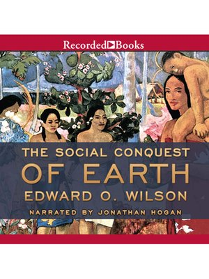 cover image of The Social Conquest of Earth