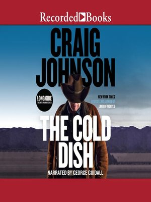"""cover image of The Cold Dish """"International Edition"""""""