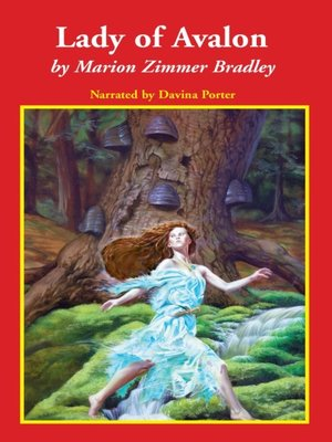cover image of Lady of Avalon