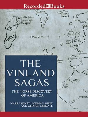 cover image of The Vinland Sagas