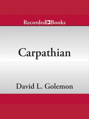 cover image of Carpathian