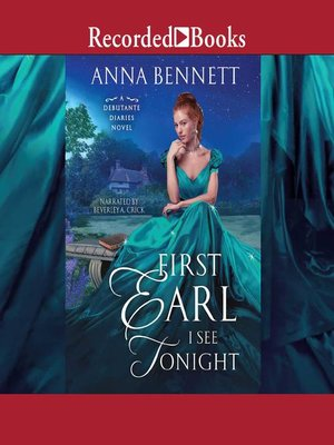 cover image of First Earl I See Tonight