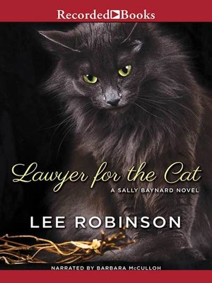 cover image of Lawyer for the Cat