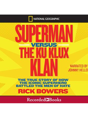 cover image of Superman versus the Ku Klux Klan