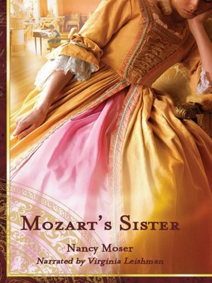 cover image of Mozart's Sister