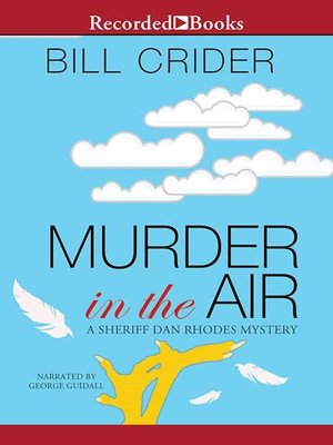 cover image of Murder in the Air