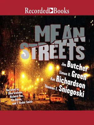 cover image of Mean Streets