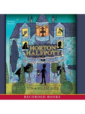 cover image of Horton Halfpott