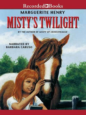 cover image of Misty's Twilight