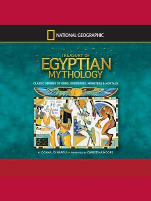 cover image of Treasury of Egyptian Mythology