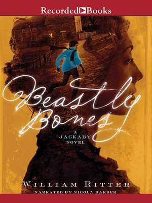 cover image of Beastly Bones