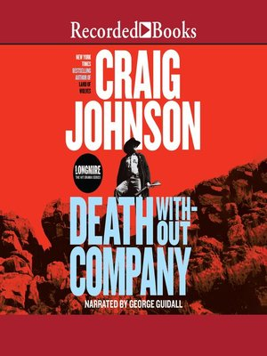 """cover image of Death Without Company """"International Edition"""""""