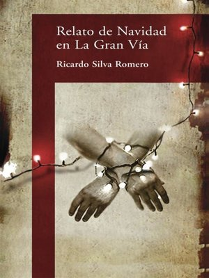 cover image of Relato de Navidad en la Gran Via