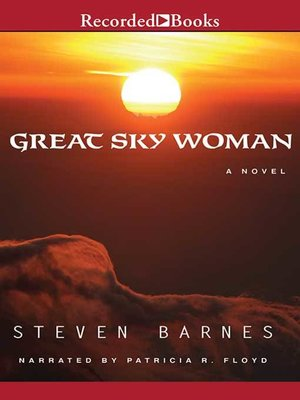 cover image of Great Sky Woman
