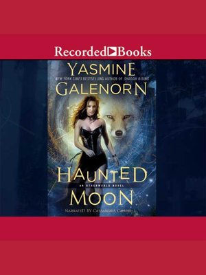 cover image of Haunted Moon
