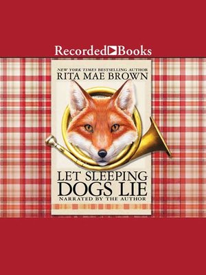 cover image of Let Sleeping Dogs Lie
