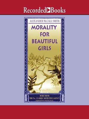 cover image of Morality for Beautiful Girls