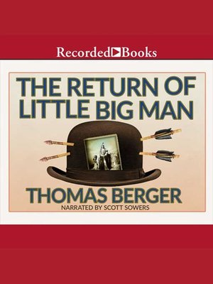 cover image of The Return of Little Big Man