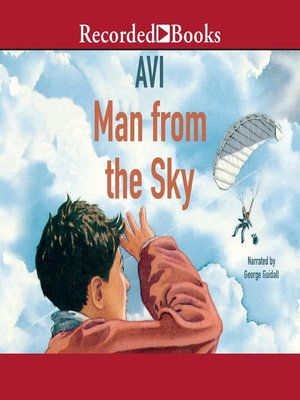 cover image of Man From the Sky