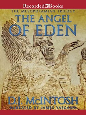 cover image of The Angel of Eden
