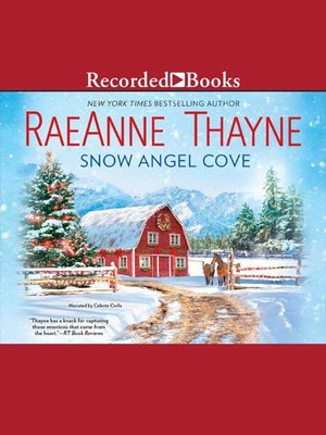 cover image of Snow Angel Cove