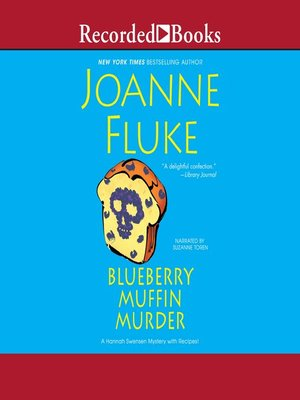 cover image of Blueberry Muffin Murder