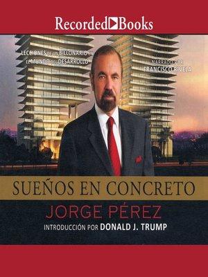 cover image of Suenos en concreto (Concrete Dreams)