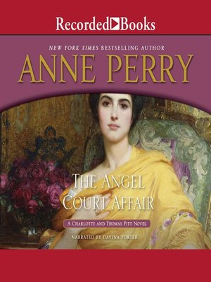 cover image of The Angel Court Affair